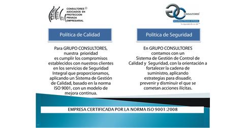 GRUPO CONSULTORES SEGURIDAD INTEGRAL