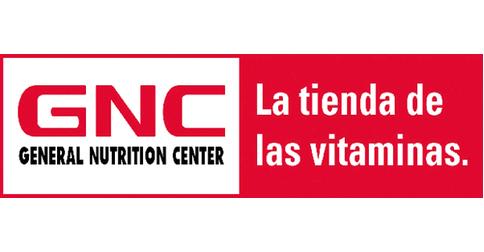 GNC la tienda de las vitaminas