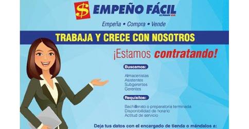 EMPEÑO FACIL