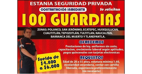 ESTANIA SEGURIDAD PRIVADA