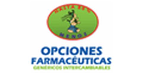 Opciones Farmacéuticas