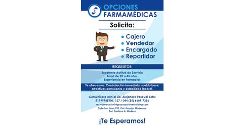Grupo Opciones Farmaceuticas
