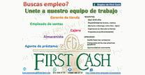 empleos de empleado de ventas colima en First cash