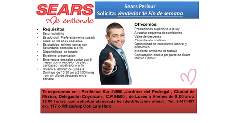 Sears Perisur