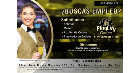 PLAY CITY HERMOSILLO