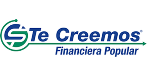 Te Creemos. Financiera Popular