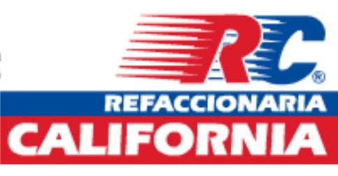 Refaccionaria California.