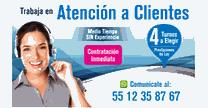 empleos de atencion a clientes sin experiencia en TELEFONIA CELULAR