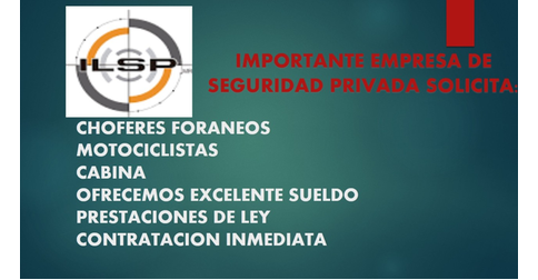 ILSP SEGURIDAD PRIVADA