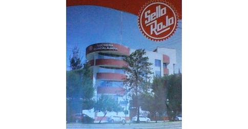 Lechera Guadalajara Sello Rojo