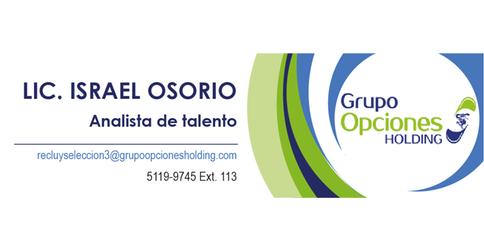GRUPO OPCIONES HOLDING