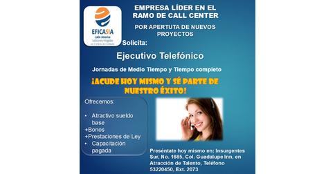 Eficasia Contact Center