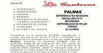 Sanborns Palmas