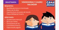 empleos de encargado de almacen en CASH APOYO EFECTIVO