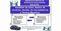 empleos de auxiliar administrativo de ventas en Nissan Lazaro Cardenas