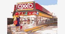 Cadena Comercializadora Oxxo
