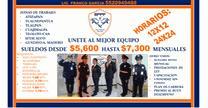 empleos de guardia de seguridad intramuros en Seguridad Privada Patrimonial y Personal S.A. de C.V.