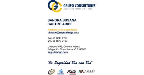 empleos de guardia de seguridad privada en Grupo Consultores