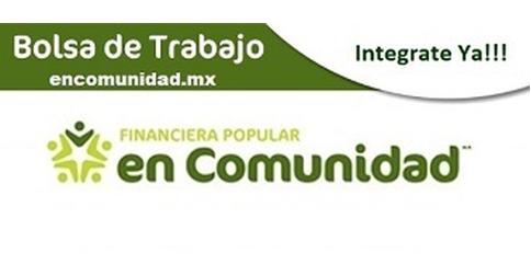 empleos de gestor de cobranza domiciliaria en Financiera Popular en Comunidad