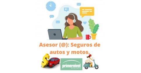 empleos de asesor financiero y de seguros en PRIMER NIVEL SEGUROS