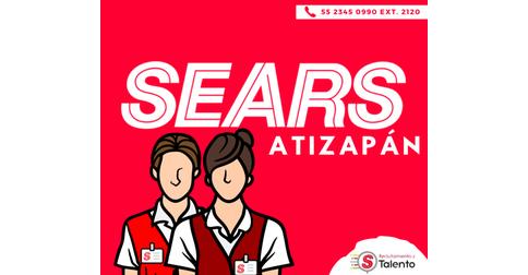 empleos de guarida probadorista en Sears Atizapán