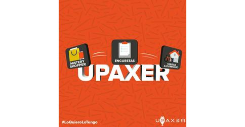 empleos de comprador infiltrado en UPAX