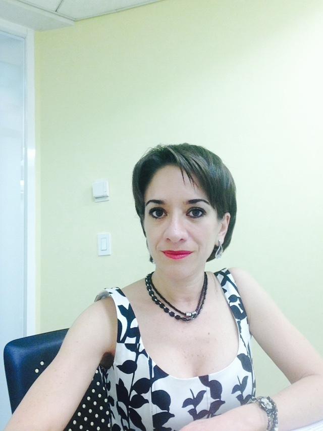 Perfil de Rebeca Buentello