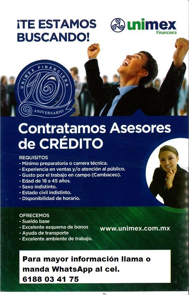 Perfil de Unimex Financiera Talento Humano