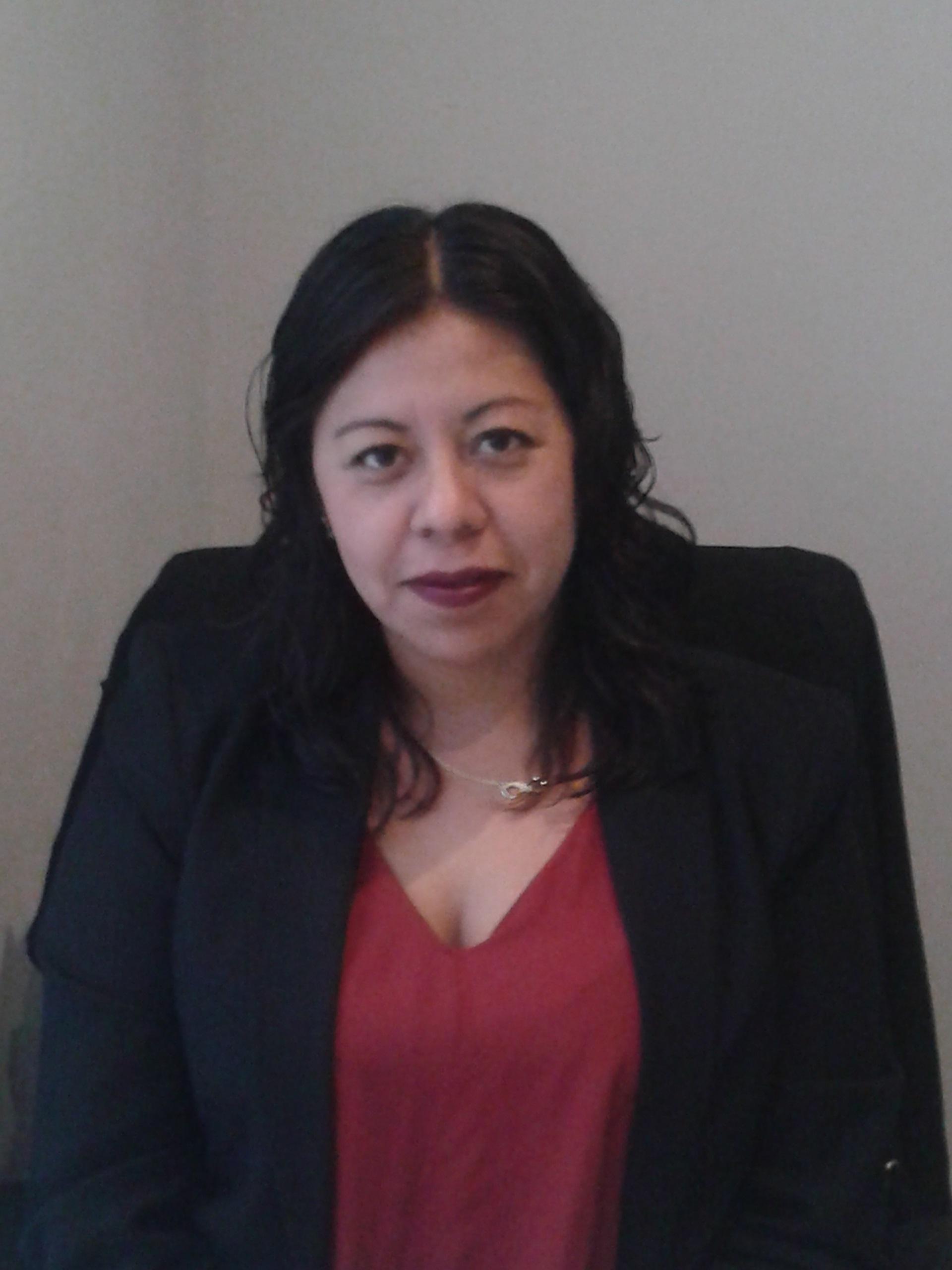 Perfil de Gloria Eva Melgoza Pérez