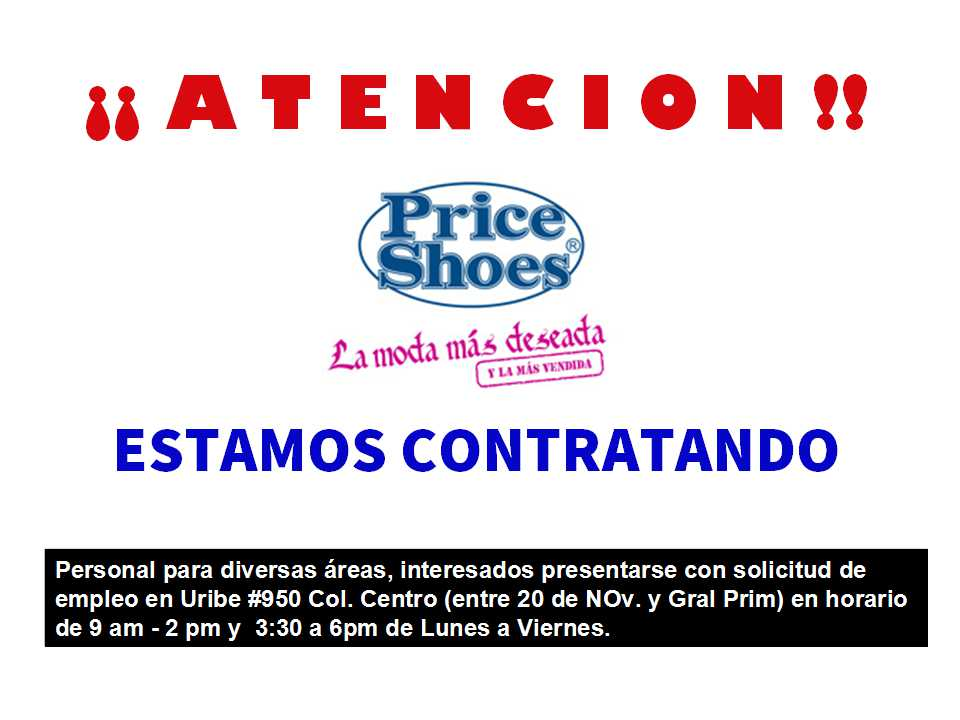 Perfil de Price   Shoes   Veracruz