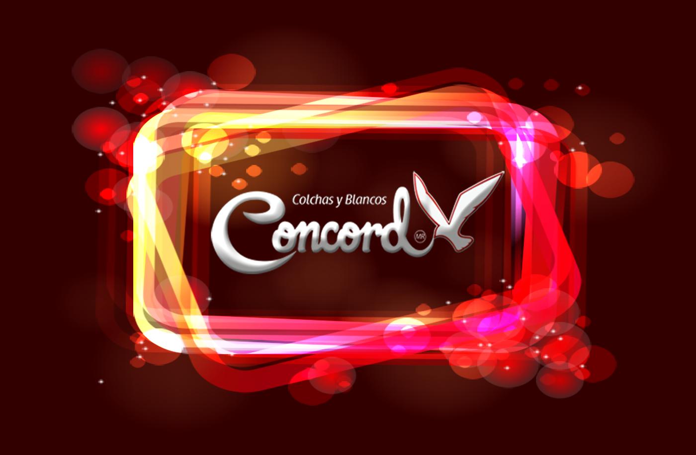 Perfil de Colchas Concord