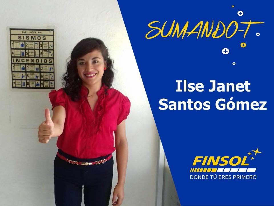 Perfil de ILSE JANET SANTOS GÓMEZ