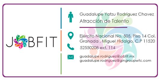 Perfil de Yatzu Rodriguez