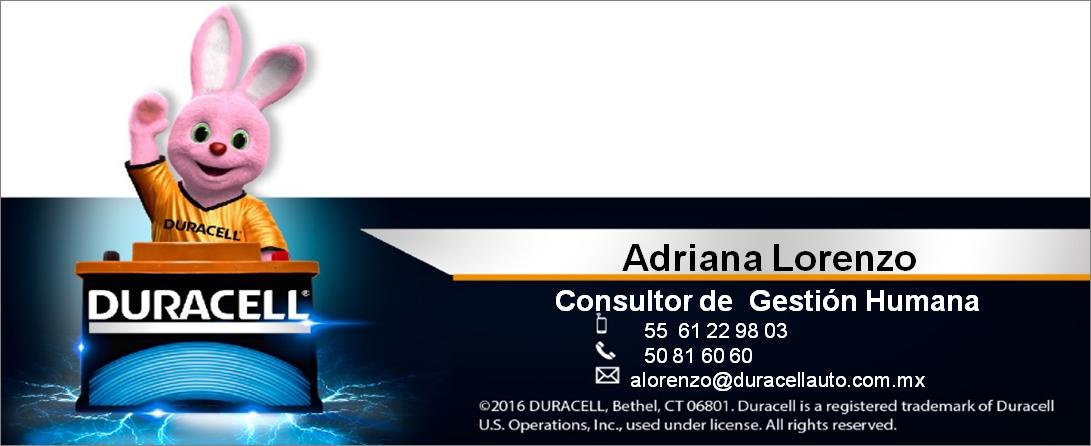 Perfil de Adriana Lorenzo