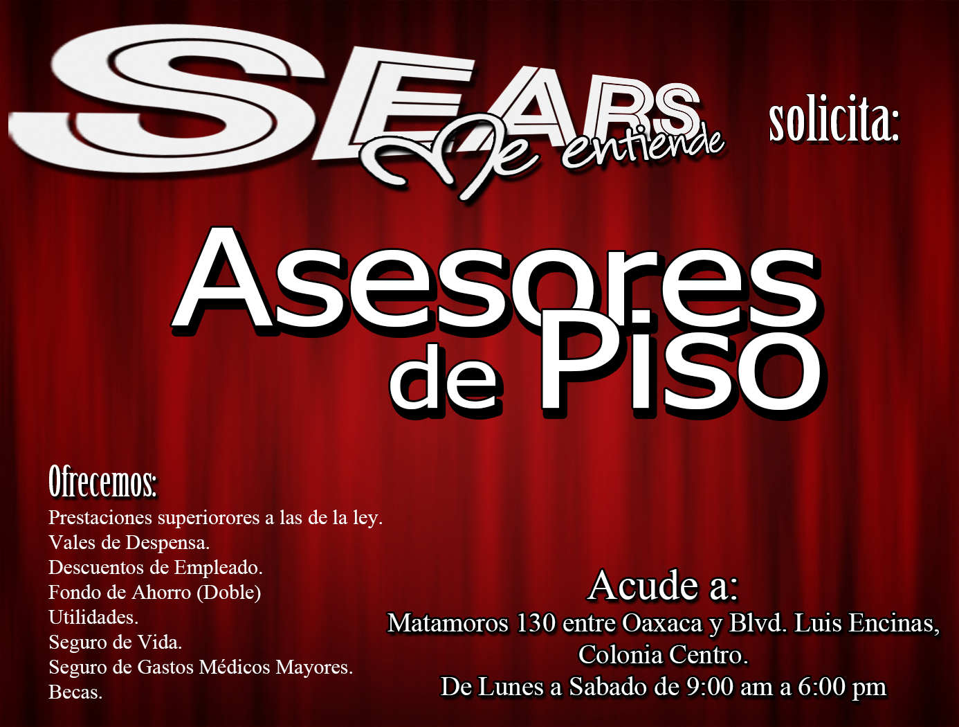 Sears Hermosillo Centro