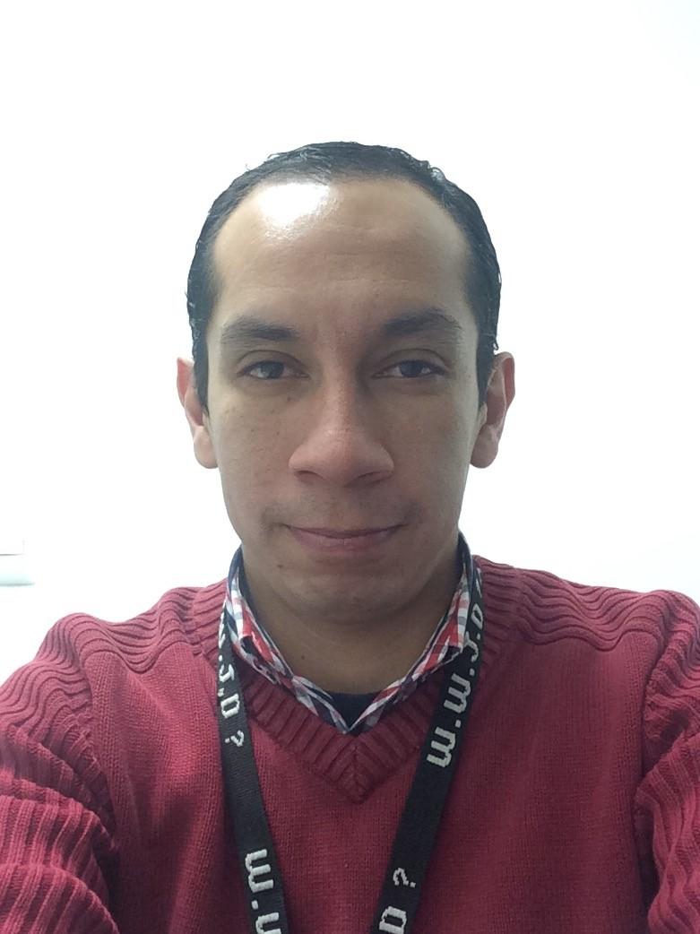 Perfil de Mario David Wong Anaya