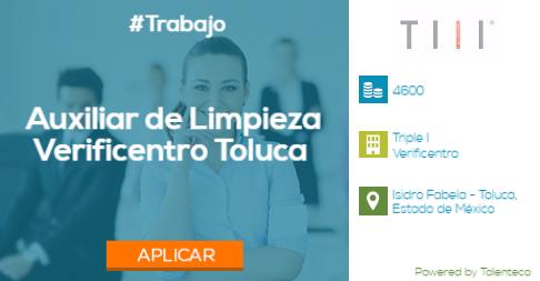 Encuentra Empleo en Toluca, Estado De México en nuestro buscador. Los mejores trabajos en Toluca, Estado De México están aquí.